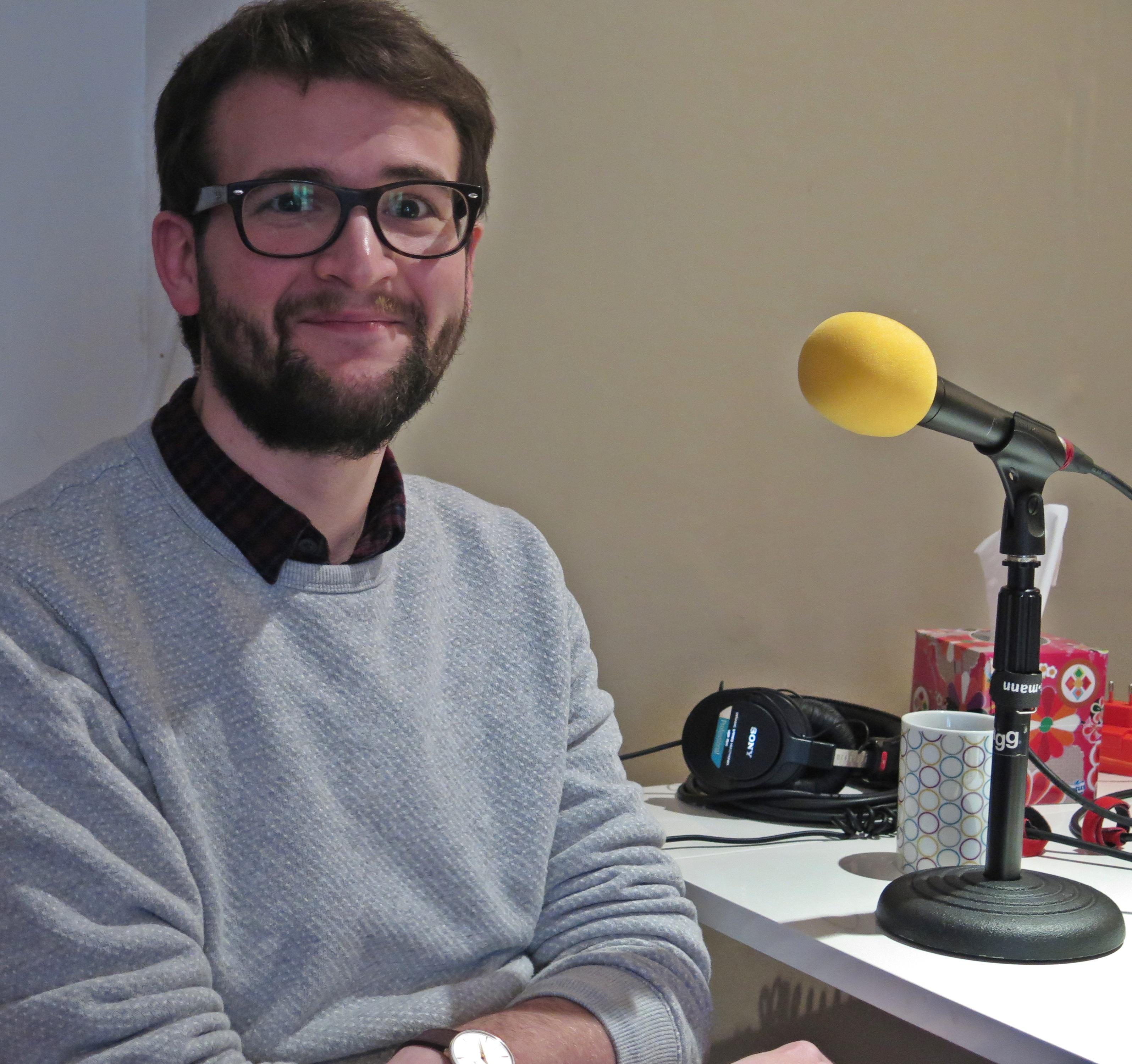 Simon Rousselot spécialiste des Mamelouks