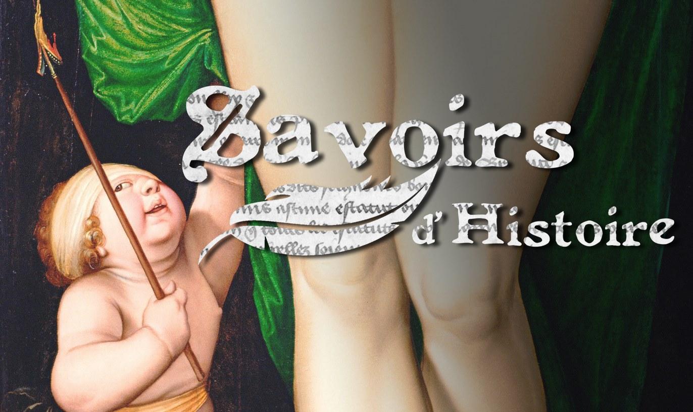 """La bannière de """"Savoirs d'histoire"""""""