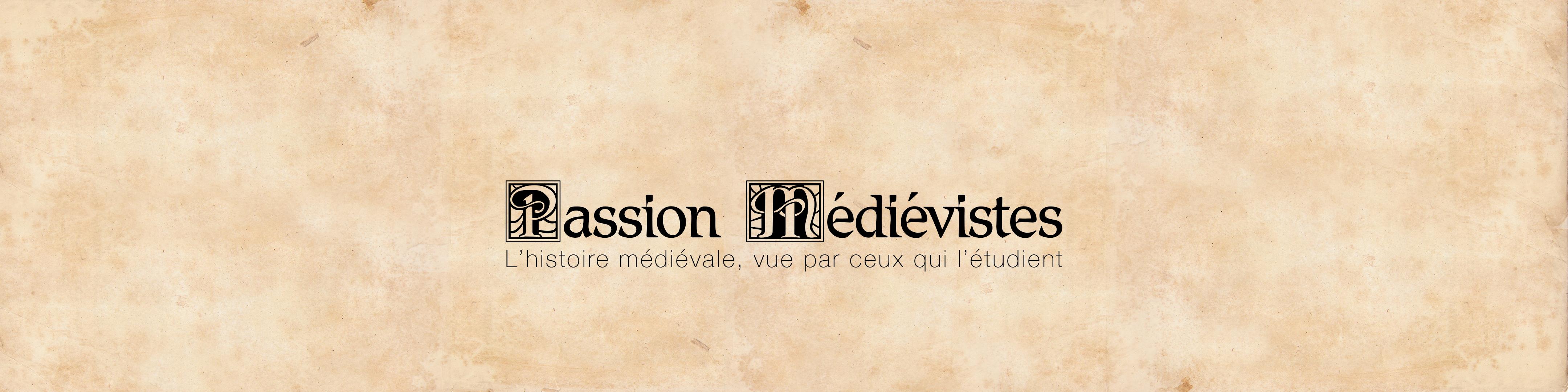 Visuel Passion Médiévistes