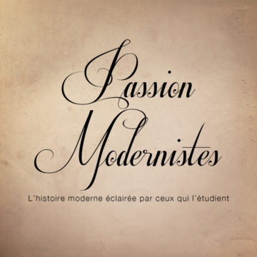 Logo Passion Modernistes