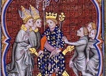 Charles le Chauve et les évêques