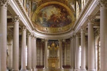 Chapelle royale de Versailles