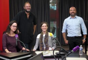 """Enregistrement de l'émission """"Le Cours de l'histoire"""" sur France Culture le 16 septembre 2019"""