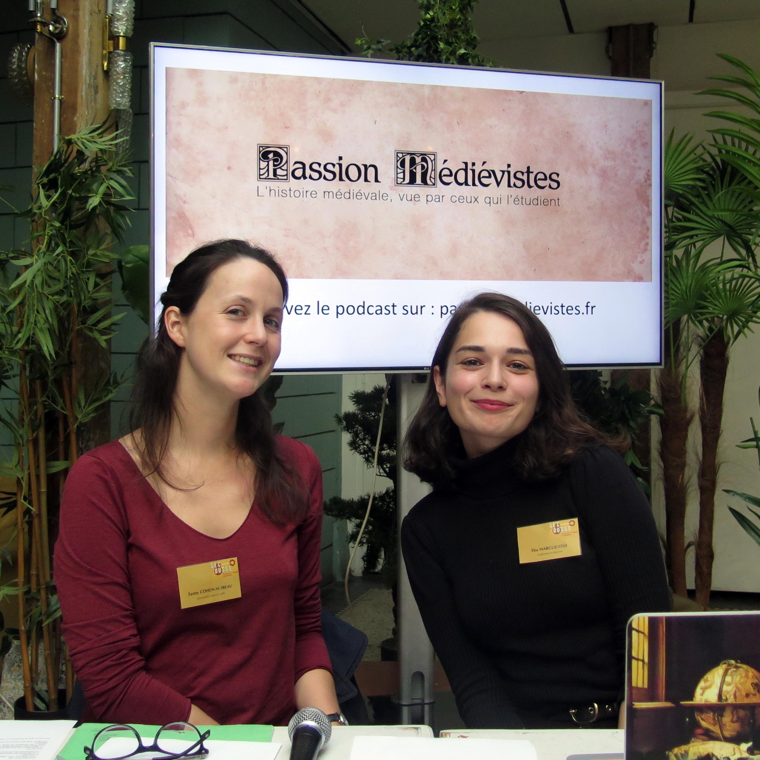 Fanny Cohen Moreau et Elsa Margueritat au Secousse Festival (septembre 2019)