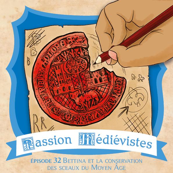 Illustration de l'épisode 32 imaginé par l'illustratrice Din