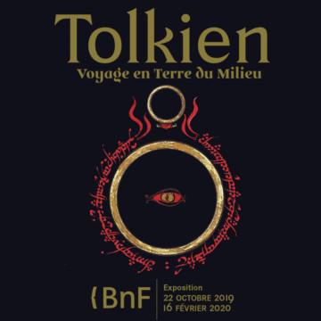 Exposition Tolkien à la BNF