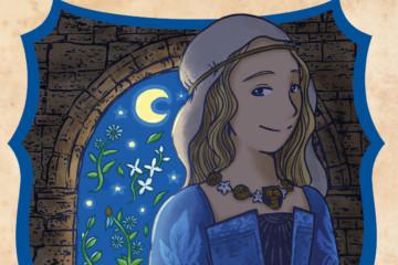 Illustration de l'épisode 34 imaginée par par l'artiste Din