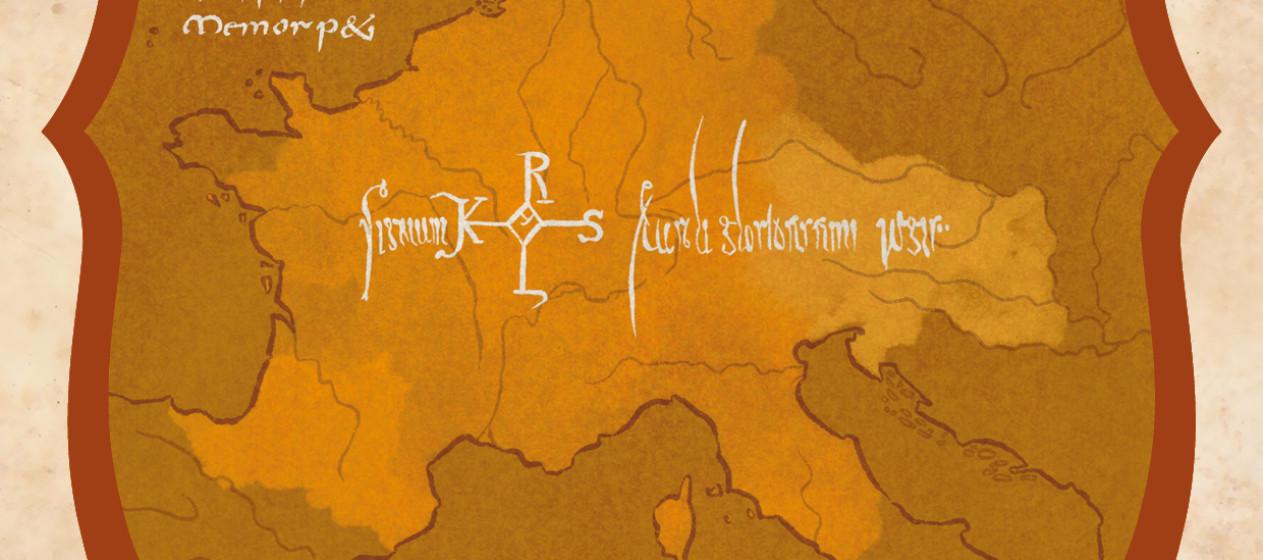 Illustration de l'épisode 36 de Passion Médiévistes par Din