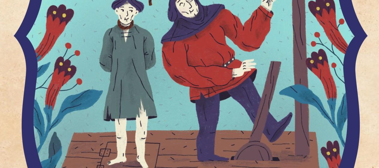 Illustration de l'épisode 38 par Uvaat (Aurélien Dumont)