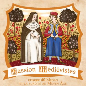 Visuel de l'épisode 40 créé par l'artiste Din