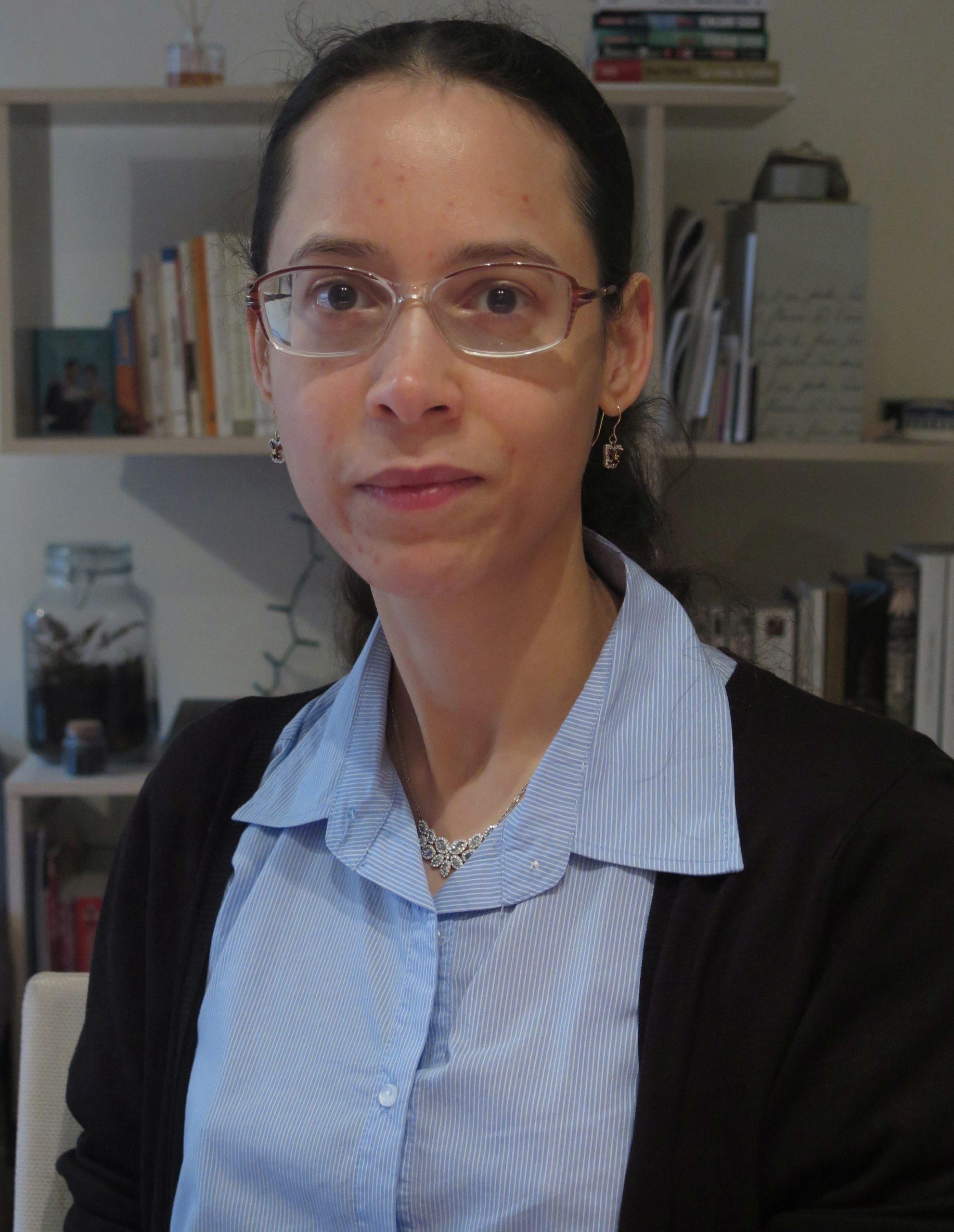 Isabelle Coquillard au micro de Passion Modernistes