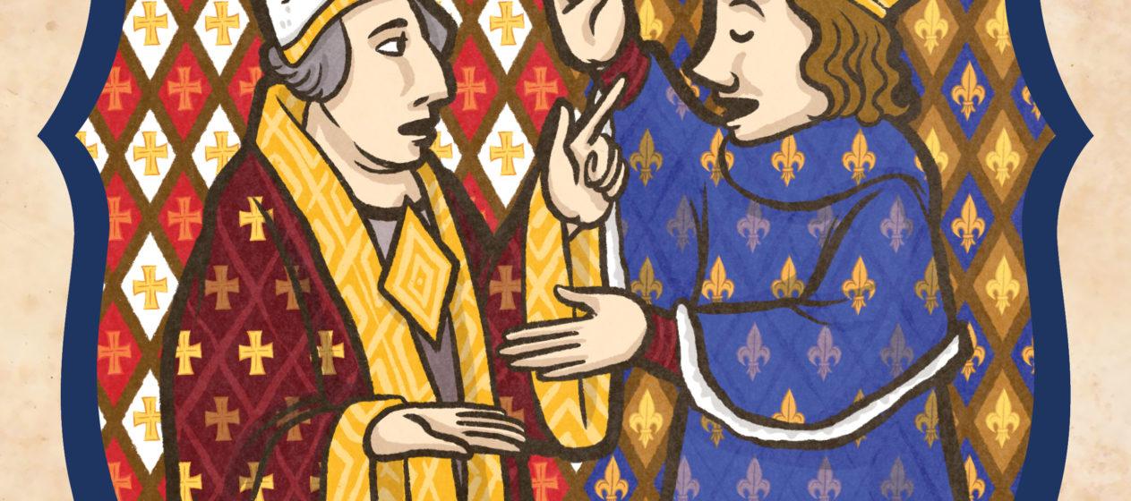 Illustration de l'épisode 43 par Din