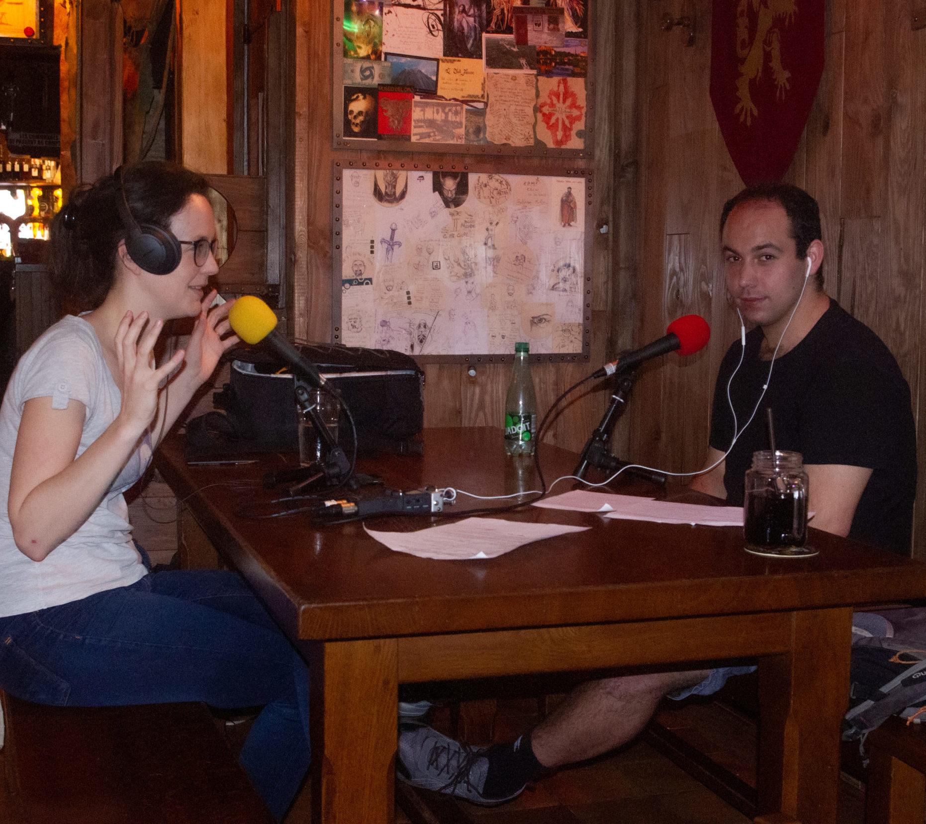 Je remercie le bar l'Antre II Mondes à Dijon où nous avons enregistré cet épisode !