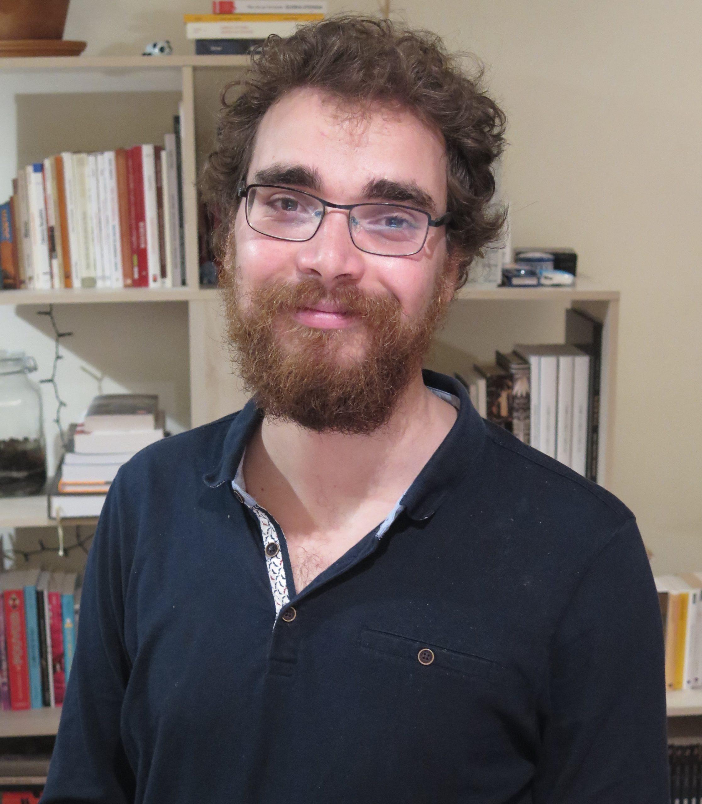 Olivier Aranda au micro de Passion Modernistes