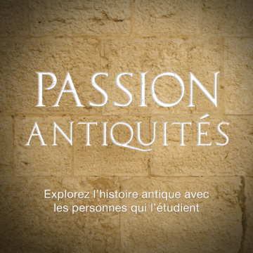 Logo Passion Antiquités