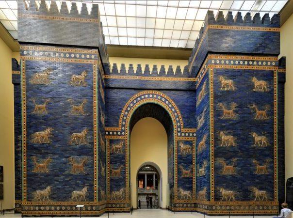 La porte d'Ishtar à Berlin