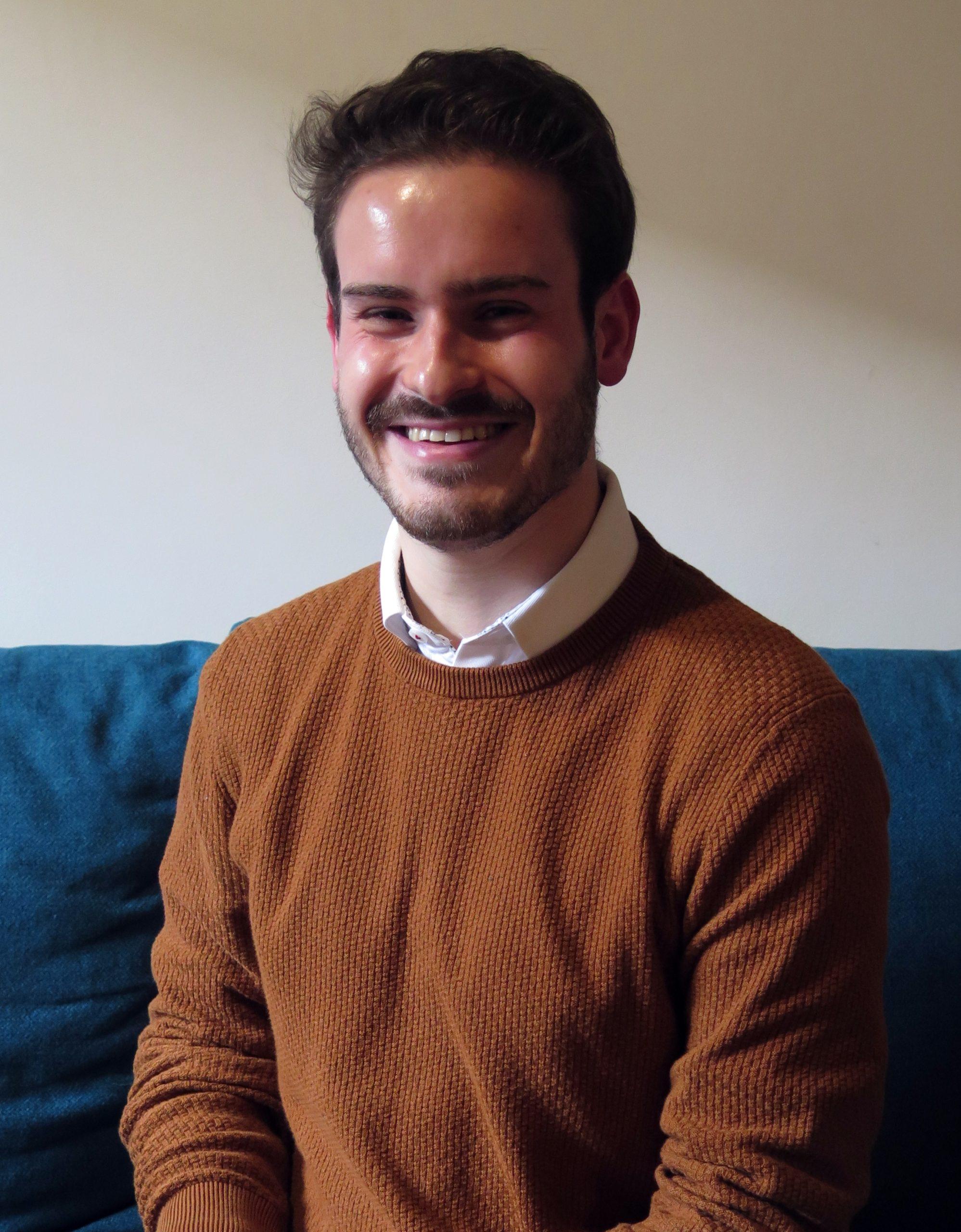 Portrait de Lucas Flandre