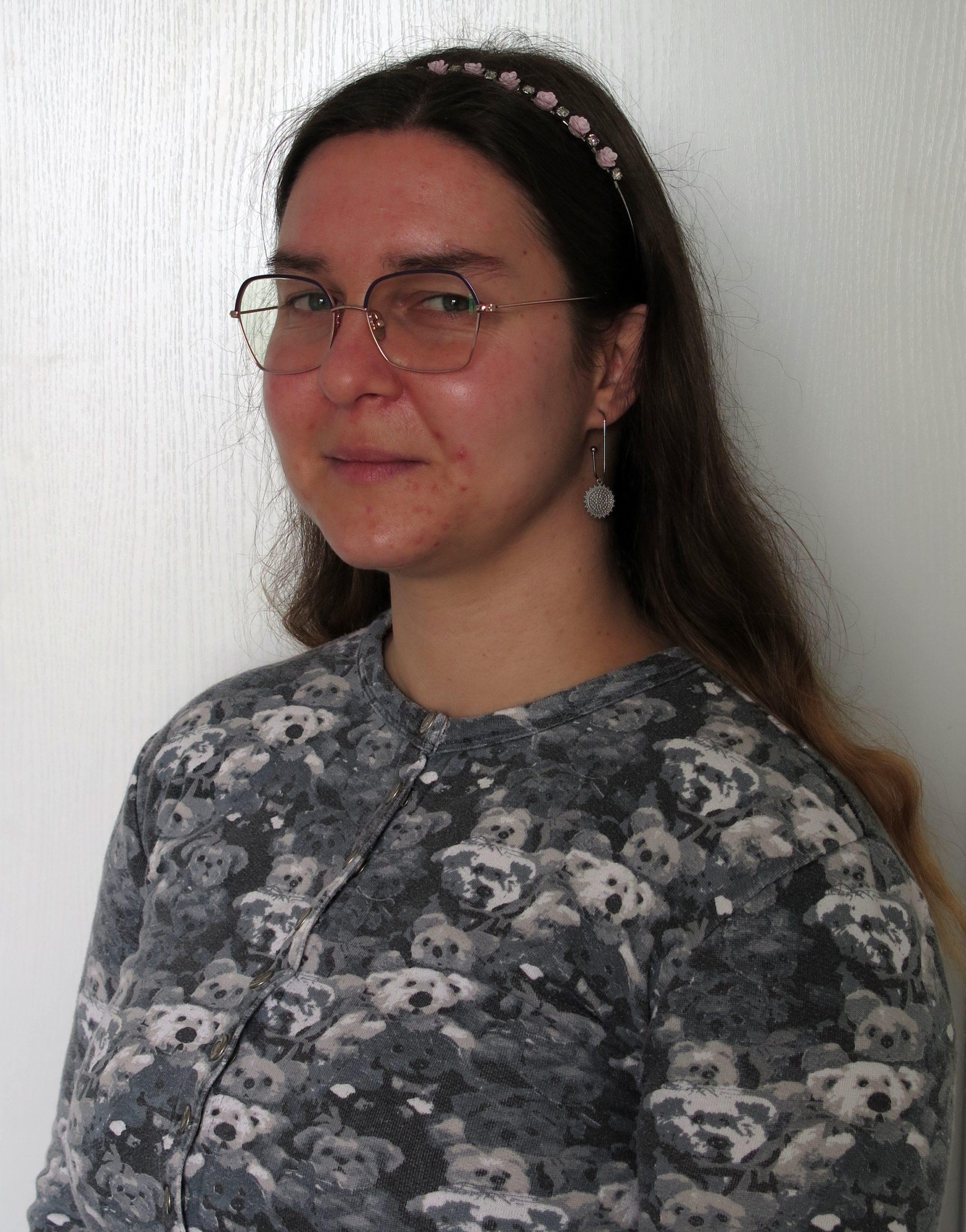 Portrait Marie Armentia