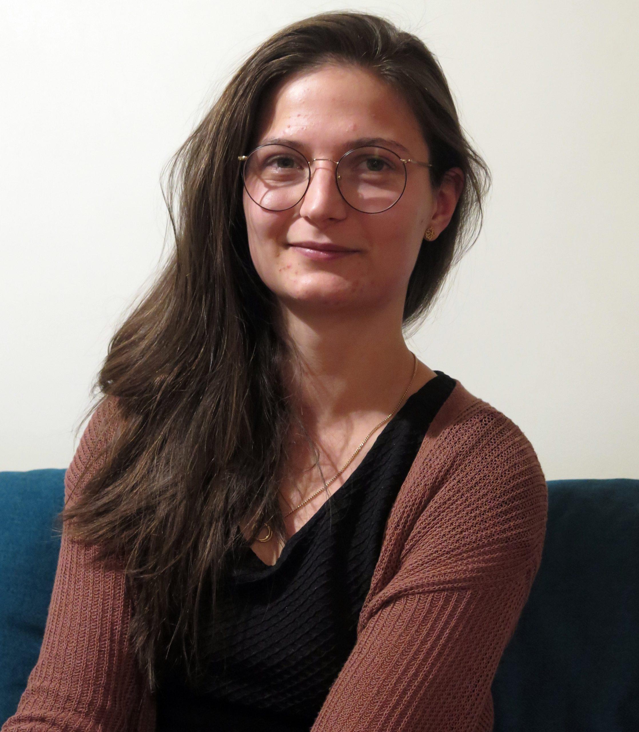 Portrait Edith Jouanjean