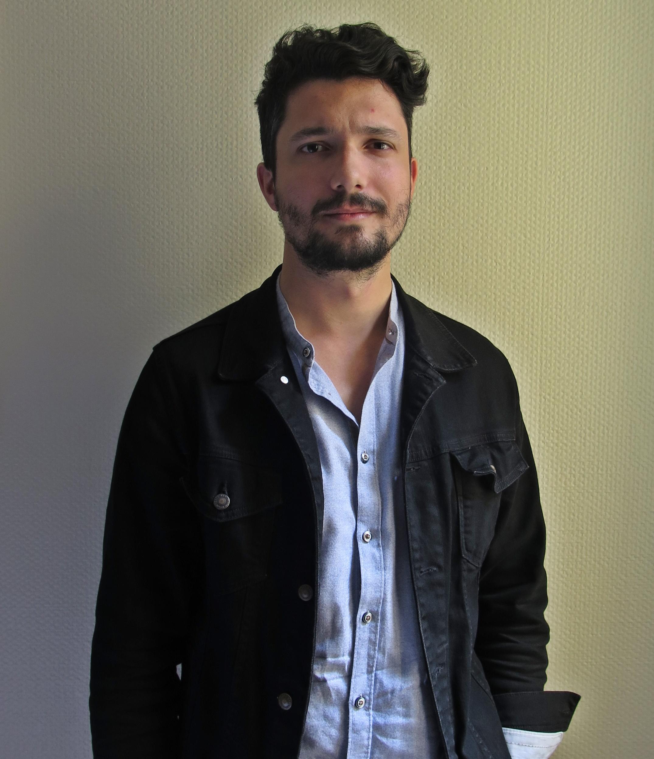 Portrait Simon Colombo